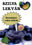 Szilvalekvár (cukormentes)